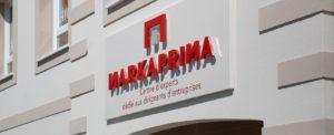 Bandeau pancarte MARKAPRIMA