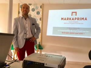 Conference Markaprima - Gregory Loustalot Barbe